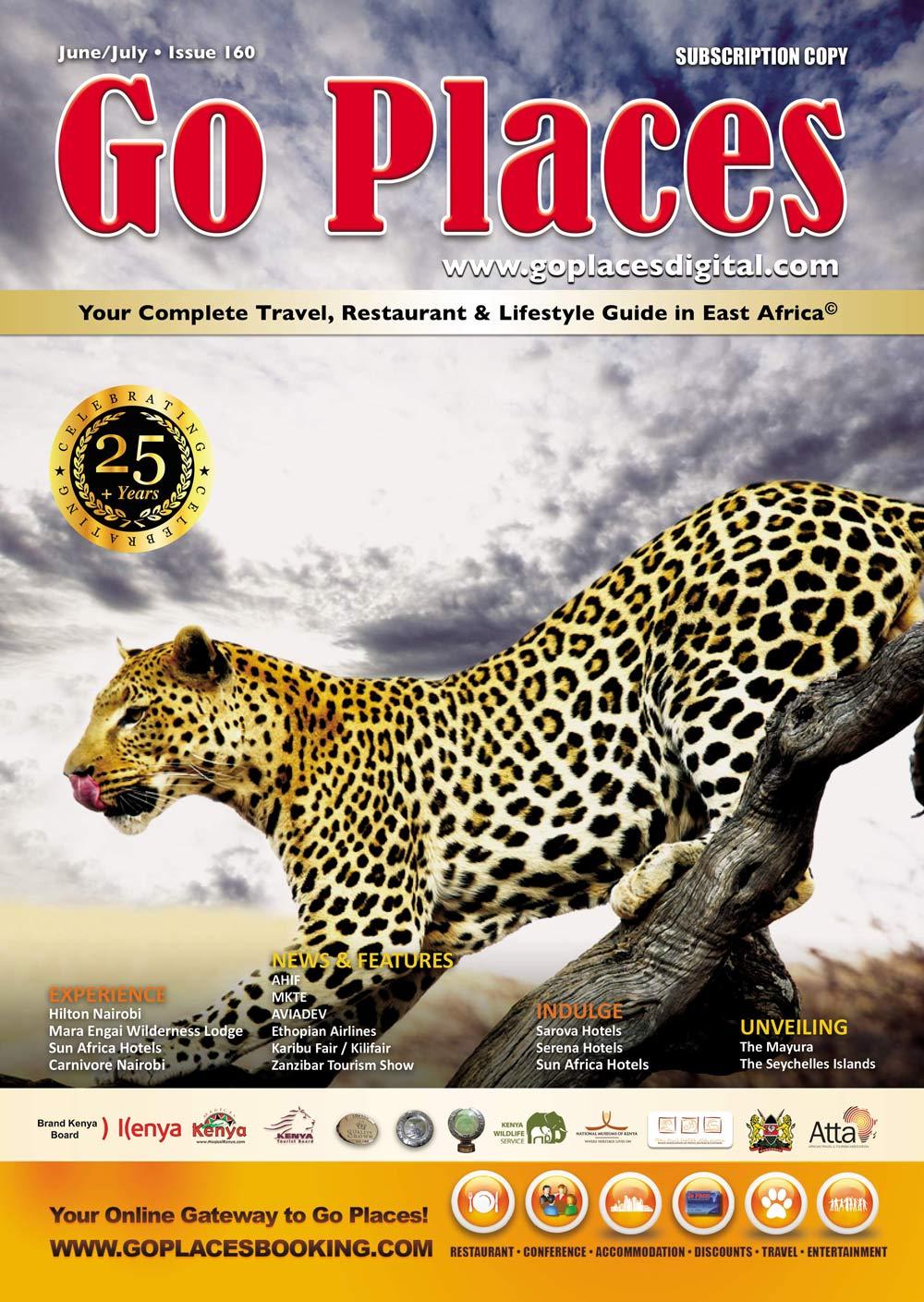 Go Places™ June/July Magazine