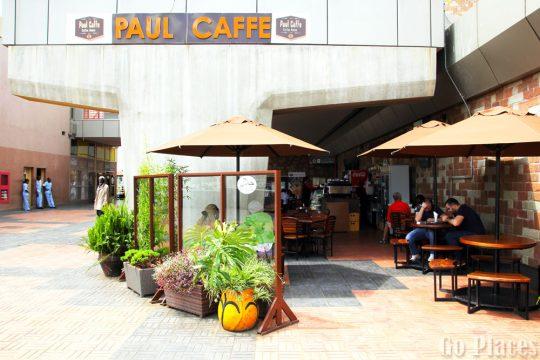 Paul Caffe