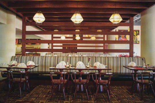 Baluba Restaurant, Movenpick Hotel & Residences Nairobi