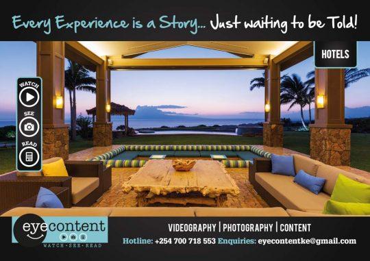 Eyecontent™ Kenya