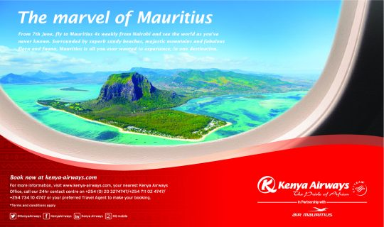 Direct Flights to Mauritius