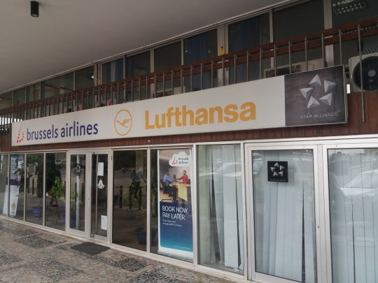 Lufthansa And Brussels Airlines