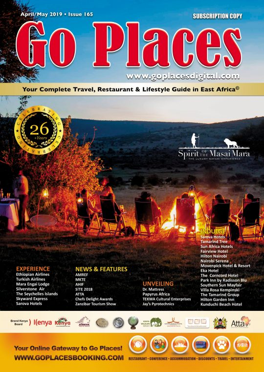 Go Places™ APRIL/MAY Magazine 2019