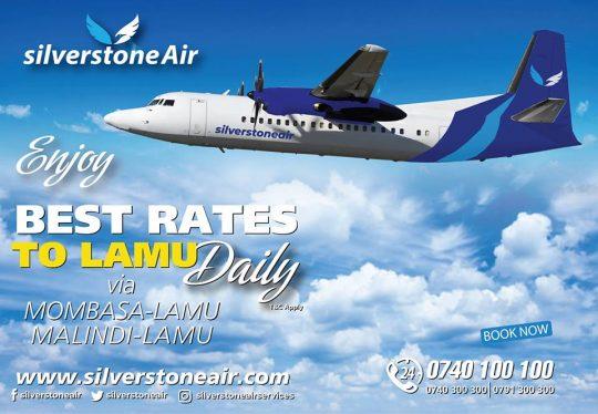 Silverstone Air