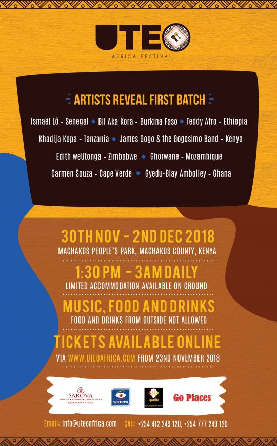 Uteo Africa Festival