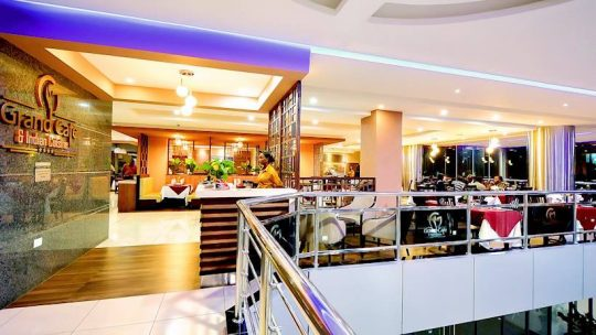 Grand Cafe and Indian Cuisine