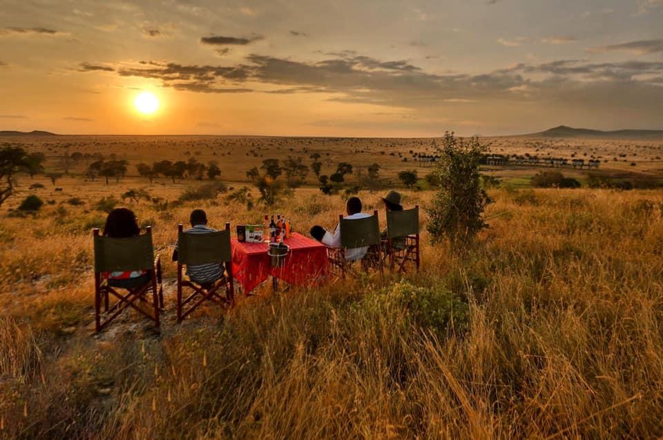 Sarova Mara Game Camp