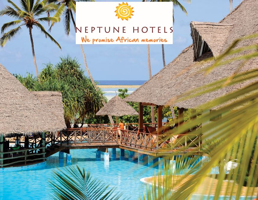 Neptune Hotels Pwani Beach Resort Zanzibar Main week 37 New Final