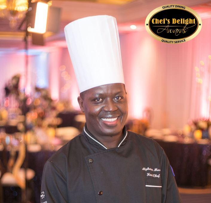 Alphonce Muok Omollo Chef Crispy Baked Tilapia Recipe
