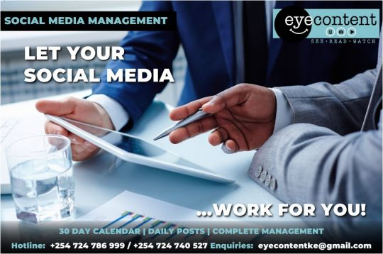 Professional Social Media Management Services