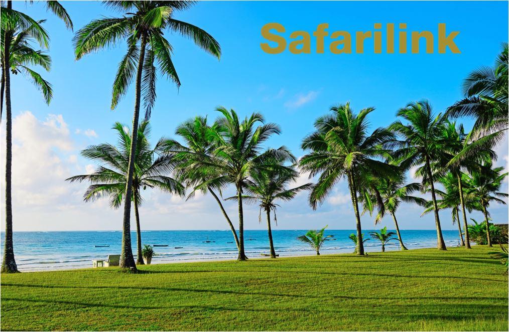 Fly Safarilink Direct to the Kenyan Coast