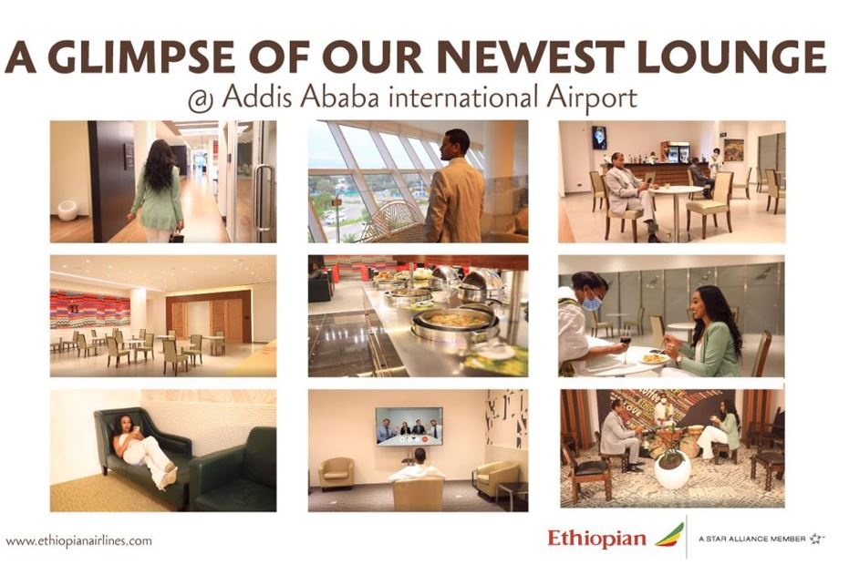Ethiopian Airlines Business Class