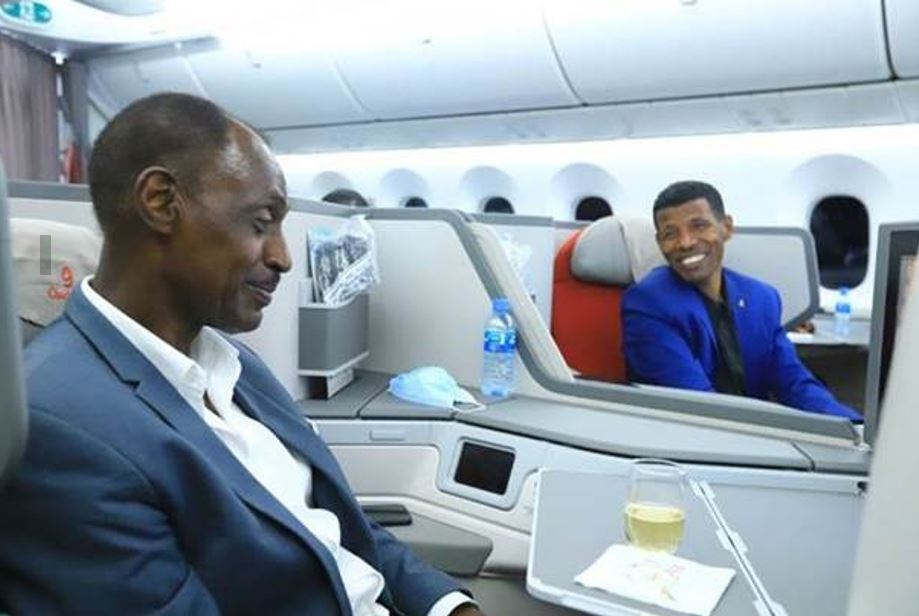Organic Meals Onboard Ethiopian Airlines