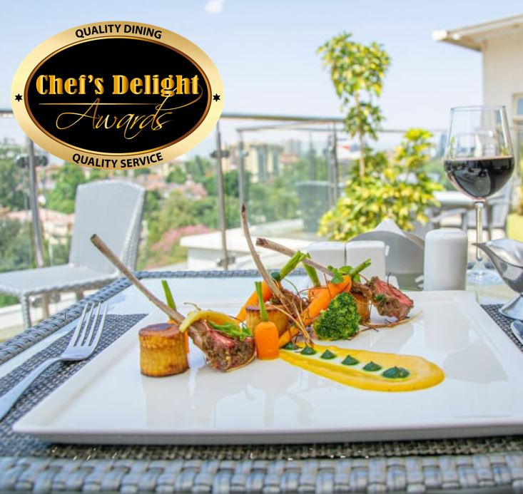 Chefs Delight Herb crusted rack of lamb by Chef John Njoroge Main