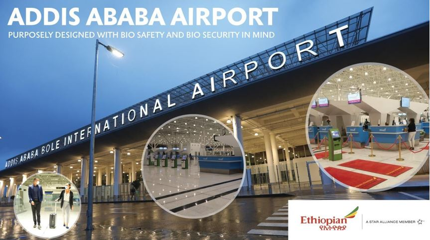 New Passenger Terminal Opens At Bole Airport