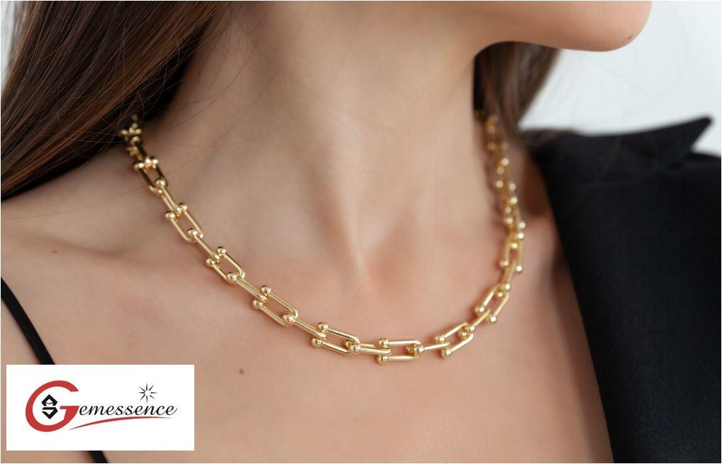 Gemessence Gold Chain Main Image