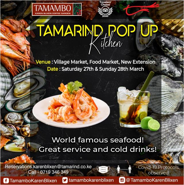Tamarind Pop-up Kitchen Is A Must Attend This Weekend