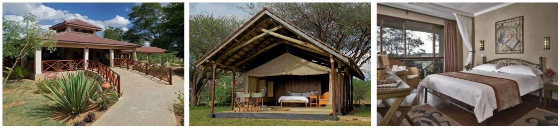 Ashnil Lodges & Camps