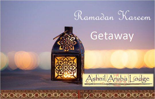 Ashnil Aruba Lodge Ramadan Kareem