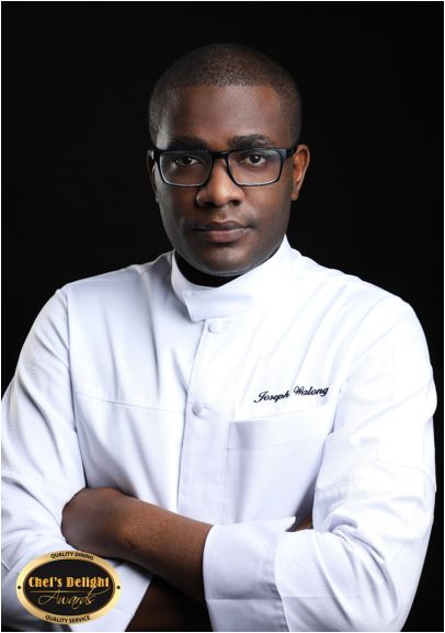 Chefs Delight Lemon Garlic Black Pepper Shrimp By Joseph Walong Wamango