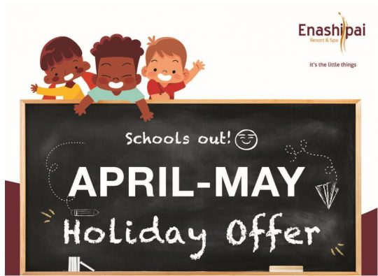 Enashipai Naivasha Schools Out Holiday Offer