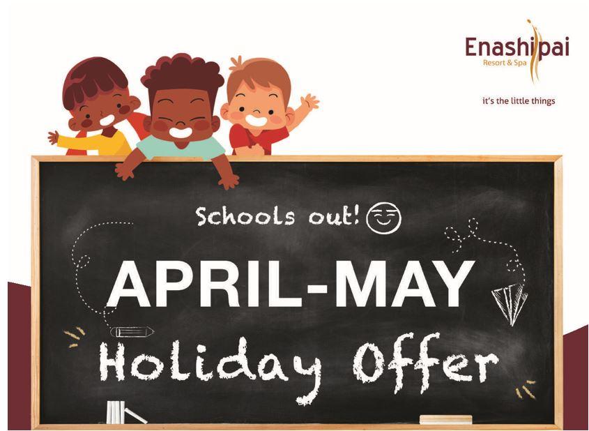 Enashipai Naivasha Schools Out Holiday Offer