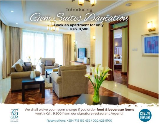 Gem Suites Daycation Offer