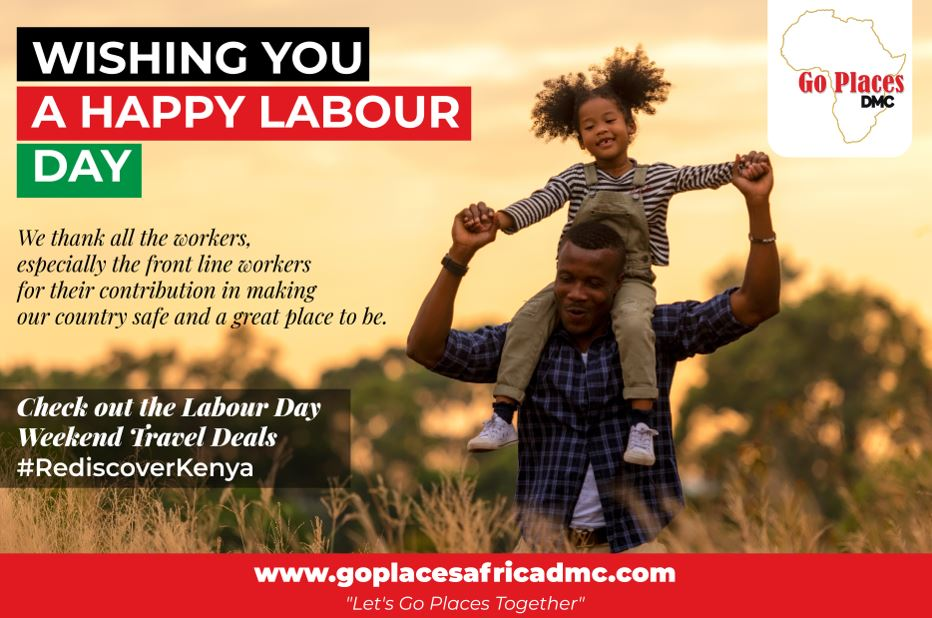 Labour Day Weekend Travel Deals in Kenya with Go Places Africa DMC