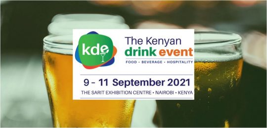 The Kenyan Drink Event - September 2021