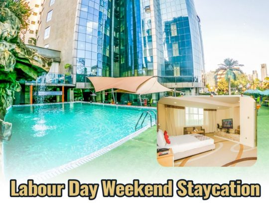 Labour Day Weekend Staycation with Prideinn Azure Nairobi