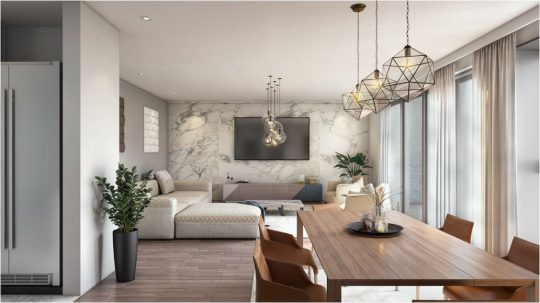 Le Vert Luxury Apartments Nairobi - Come Home and Enjoy Your Space