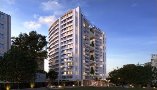 Le Vert Luxury Apartments - Indulge in Luxury Living