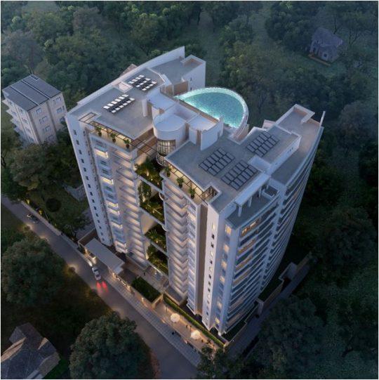 Le Vert Luxury Apartments - Indulge in Luxury Living