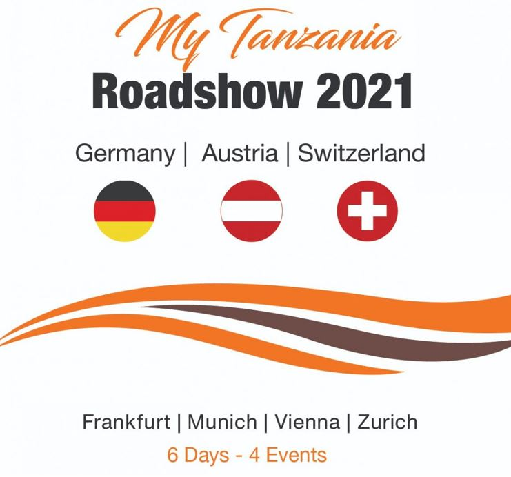 MY TANZANIA ROAD SHOW OCTOBER 2021 - EUROPEANS WANT TO TRAVEL SOON