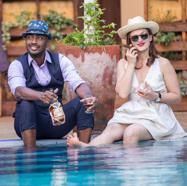 Tortuga Rum Bar Nairobi - Pool Cigars & Cocktails