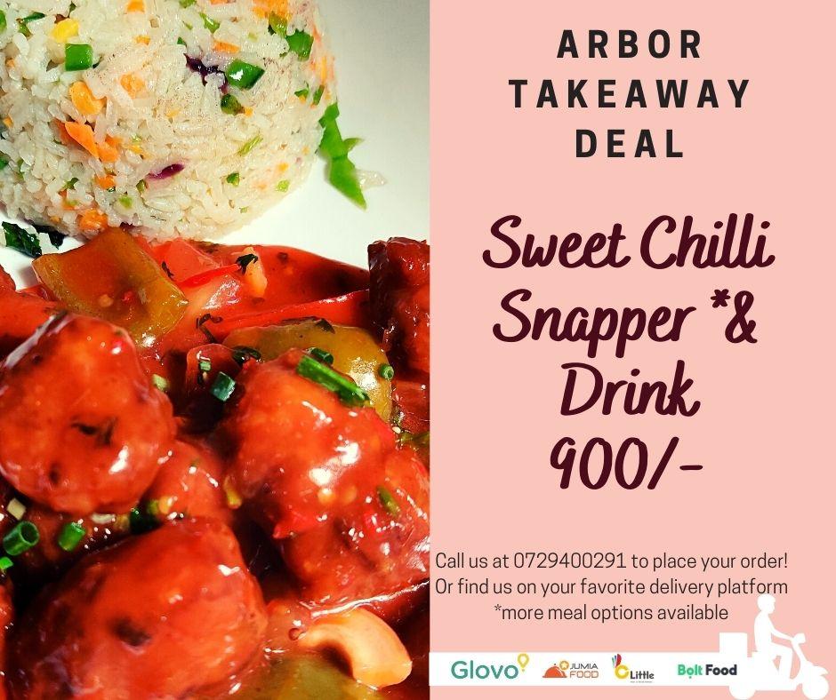 The Arbor Weekly Takeaway Deals