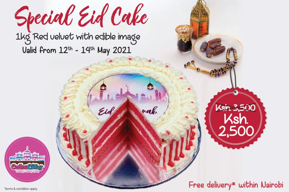 Cake City Eid Offers – Place Your Orders Today
