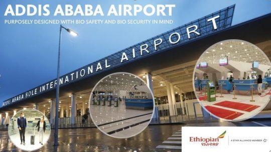 Bole Airport Unveils Passenger Terminal