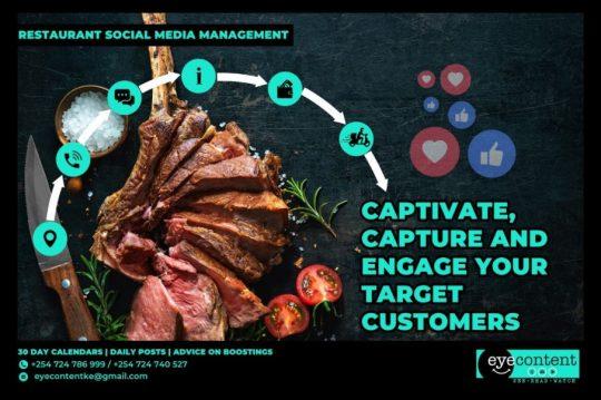 Professional Restaurant Social Media Management Solutions
