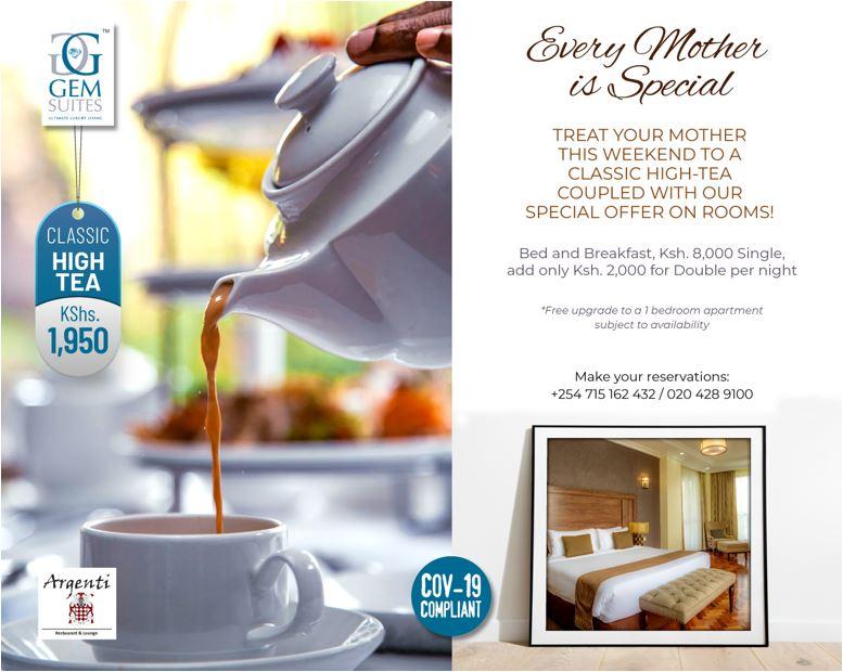 Gem Suites Mothers Day Special