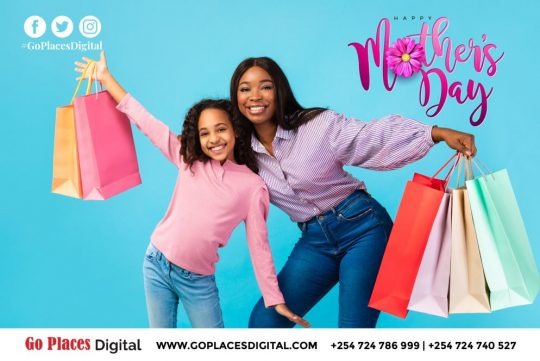 Happy Mothers Day from Go Places Digital