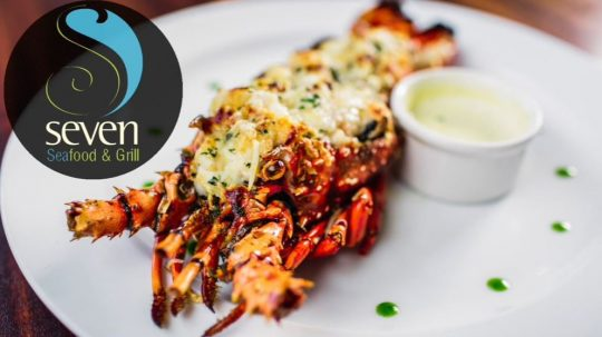 Experience Seven's Lobster Thermidore