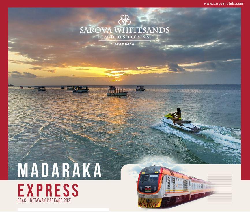 Madaraka Express Offer Sarova Whitesands Week 20
