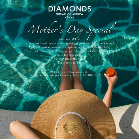 Malindi Mothers Day Special - Diamonds Dream of Africa