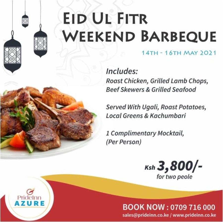 Prideinn Azure Eid Ul Fitr