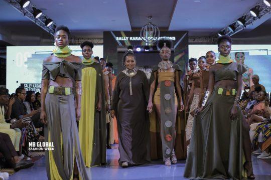 Sally Karago Turkana Collection