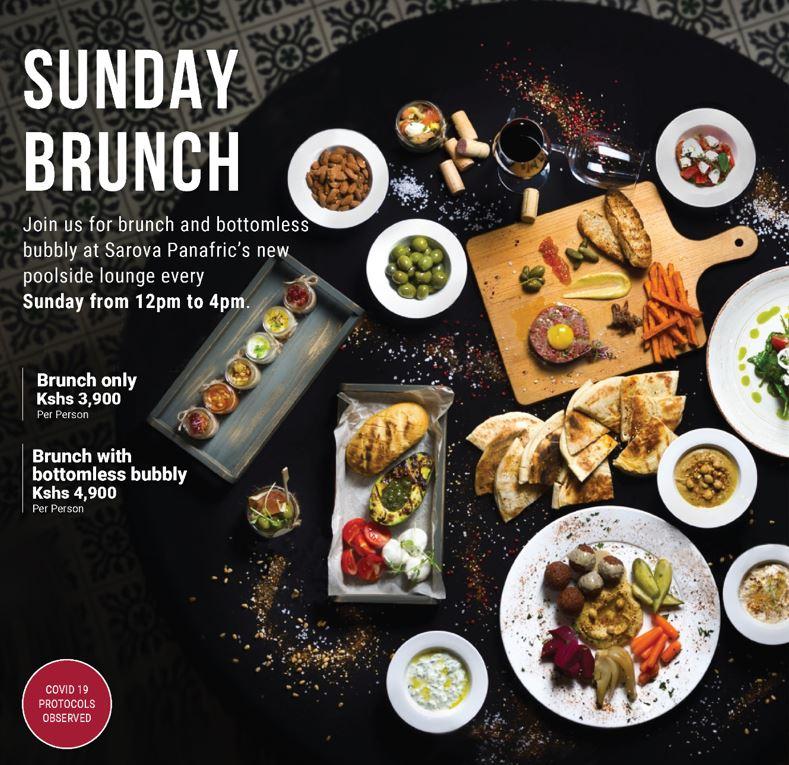 Sunday Brunch at Sarova Panafric