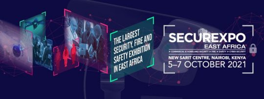 Securexpo East Africa Event This October 2021