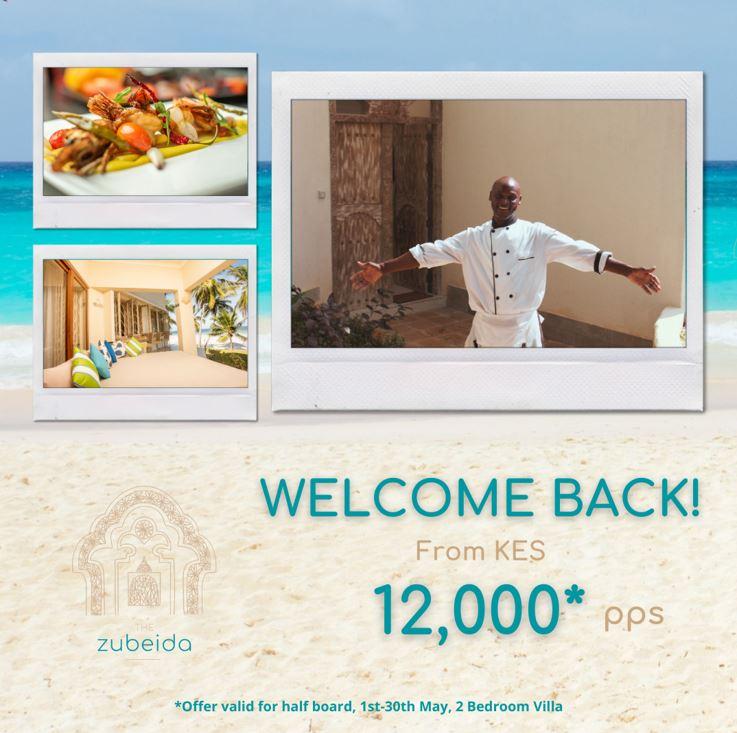 Zubeida Boutique Resort May 2021 Offer