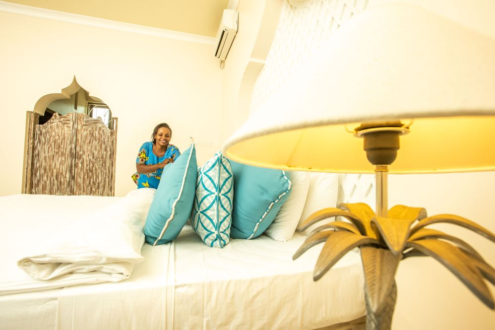 Affordable Luxury In Diani Beach with Zubeida Boutique Resort